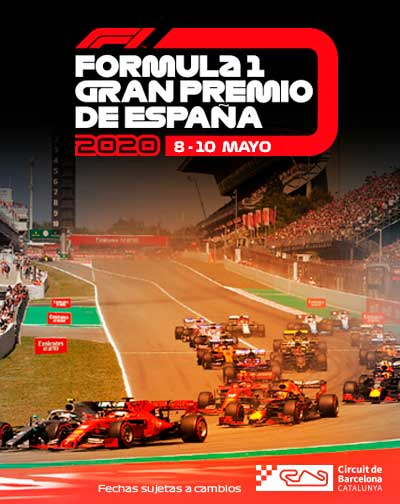 F1 Grand Prix by Gratis in Barcelona