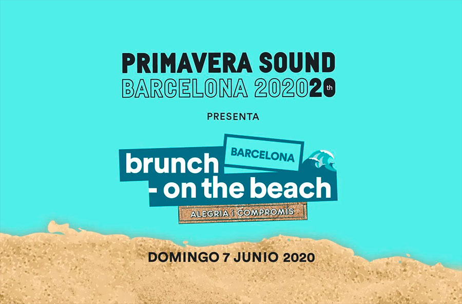 Brunch on the Beach by Gratis in Barcelona