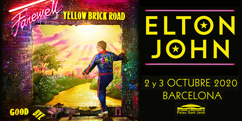 Elton John in Concert by Gratis in Barcelona