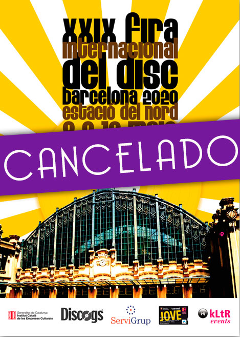 Disco International Fair by Gratis in Barcelona