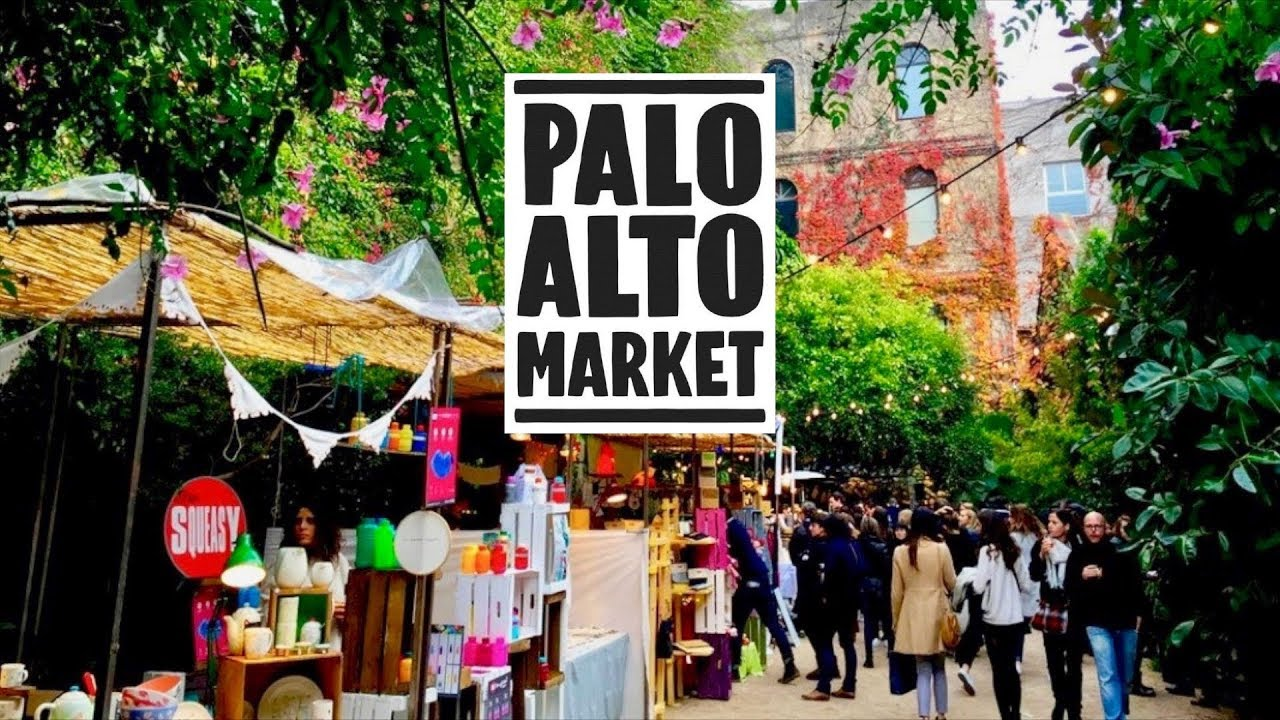 Palo Alto Market by Gratis in Barcelona