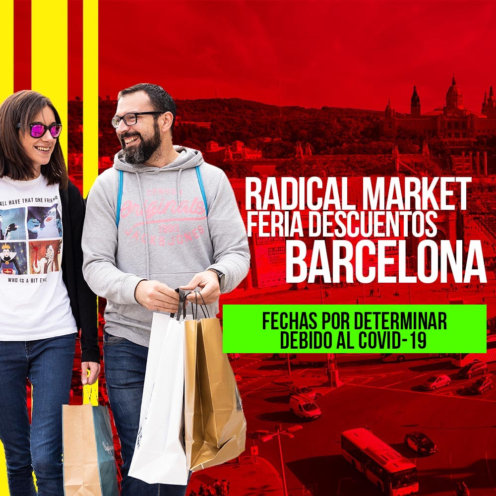 Radical Market! by Gratis in Barcelona