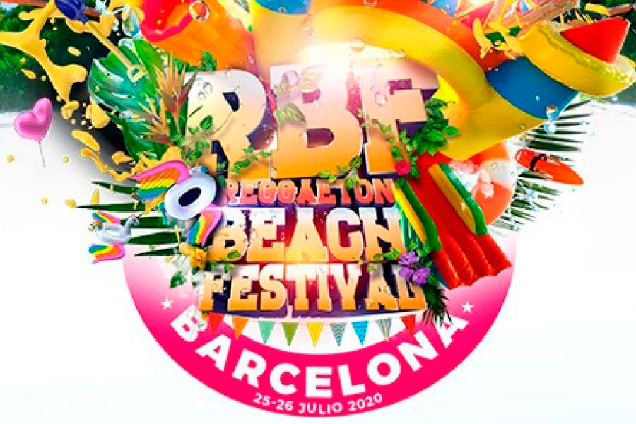 Reggaeton Beach Festival by Gratis in Barcelona