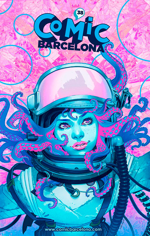 Comic Festival by Gratis in Barcelona