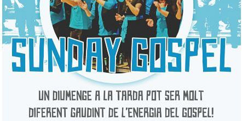 Sunday Gospel by Gratis in Barcelona