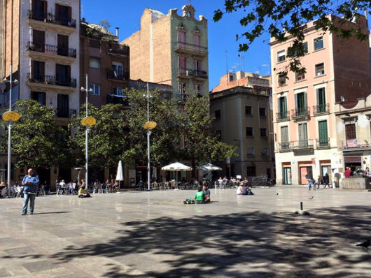 Gracia District by Gratis in Barcelona