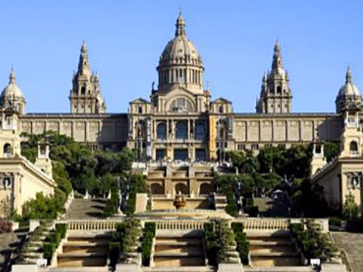 Sants-Montjuic District by Gratis in Barcelona