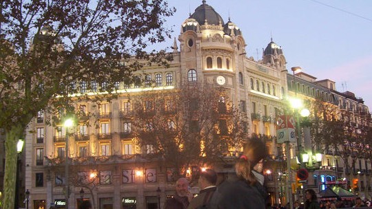 Barcelona center by Gratis in Barcelona