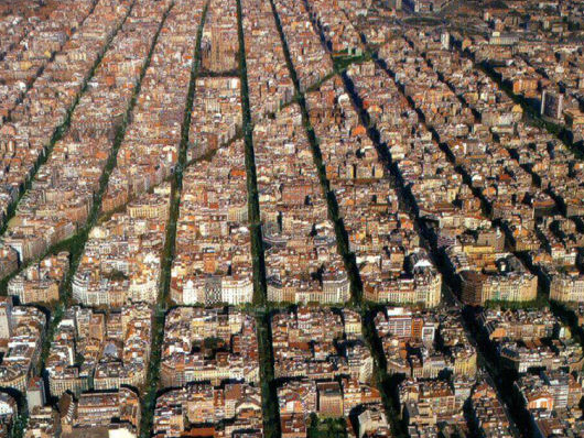 Eixample District by Gratis in Barcelona