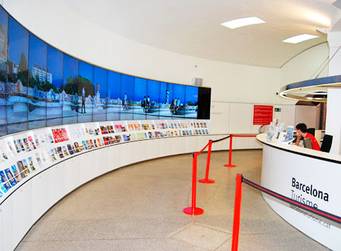 Tourist Offices by Gratis in Barcelona